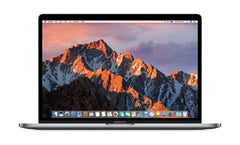 "Apple MacBook Pro Retina w/ TouchBar - 7th Gen Intel Core i7-7700HQ 2.80GHz (up to 3.80GHz), 16GB LPDDR3, 1TB SSD, AMD Radeon Pro 555 2GB, MacOS v10.13 High Sierra - A1707 MPTR2LL/A Mid-2017 ""OPEN BOX"""