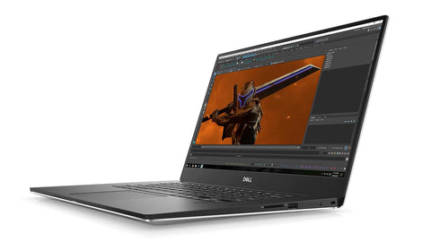 "Dell Precision 5530 15.6"" UHD TouchScreen Mobile WorkStation - 8th Gen Intel Core i7-8850H Six Core (up to 4.30 GHz), 32GB DDR4, 1TB SSD, Nvidia Quadro P1000 4GB, UltraSharp IGZO4 3840x2160 res, W10P"