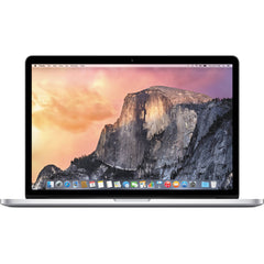 "Apple MacBook Pro 15"" Retina (Mid 2015) A1398 MJLT2LL/A - 2.5GHz Core i7-4870HQ Quad, 16 GB RAM, 512 GB flash storage, AMD Radeon R9 M370X 2GB, Force Touch Trackpad, Mac OS X 10.13"