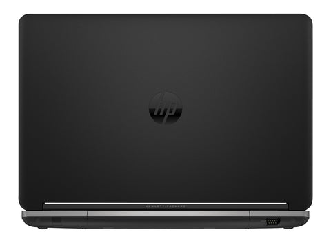 "HP ProBook 650 G1 15.6"" FHD (1920X1080) Business Laptop - 4th Gen Intel i5-4200M 2.50GHz, 500GB HDD, 8GB Ram, DVD-RW, Windows 10 Professional 64 Bit"