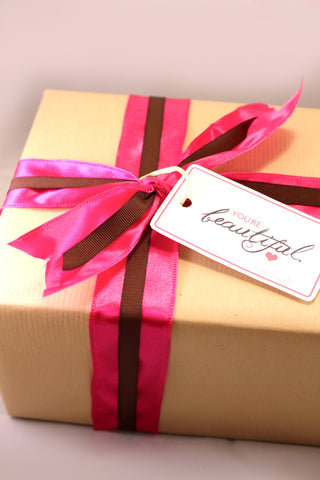Custom Gift Wrapping