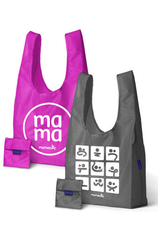 Custom-printed Reusable Tote Bag