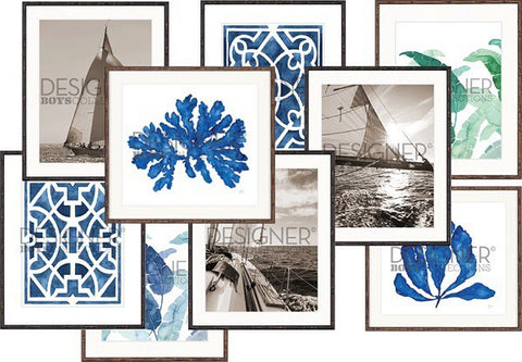 Hamptons style artwork designer boys artwork for Home designers collection