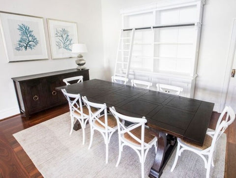 Choosing A Hamptons Style Dining Table Henry Amp Oliver Co