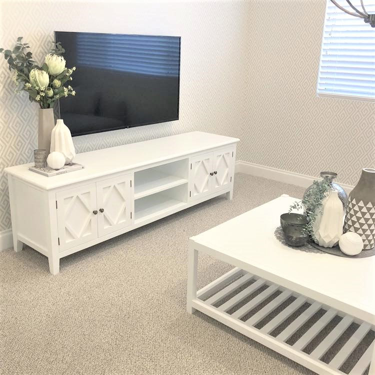 Hamptons Style Tv Unit Perth Furniture Online 100