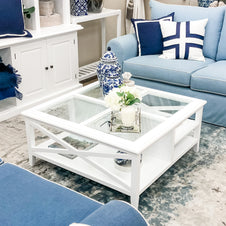 South Hampton Coffee Table (Pre-Order May 2020)