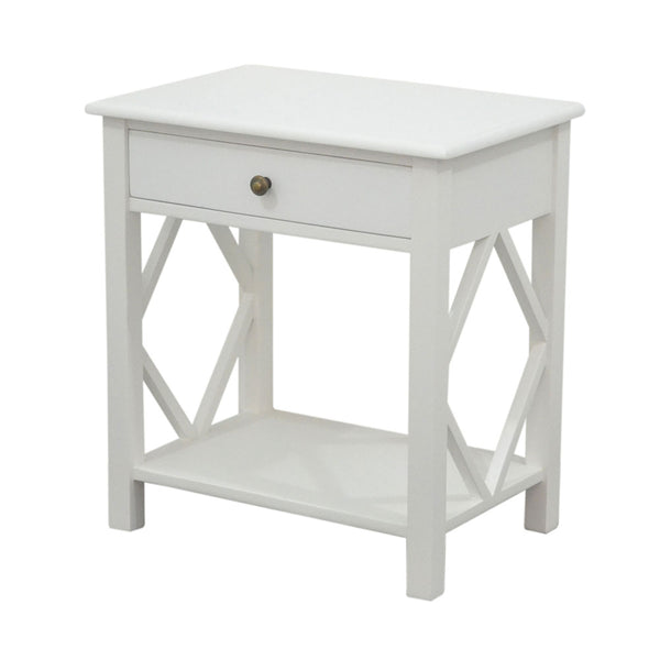 Catherine Bedside Perth Hamptons Furniture Online 100