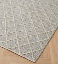 Feather Wool Rug