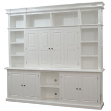 Catherine TV Wall Unit w/Doors
