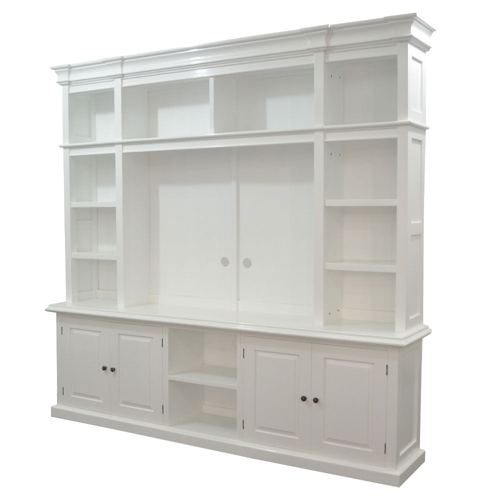 Hamptons Style Library Hampton Style Cabinet Entertainment Unit Henry Amp Oliver Co