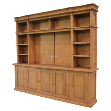 Sag Harbour Entertainment Wall Unit (230cm High)