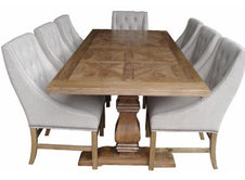 Hudson Hamptons Dining Table 320cm