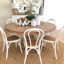Willow Round Dining Table 150