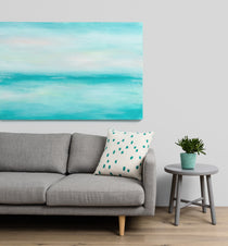 Pure Shores Canvas Art