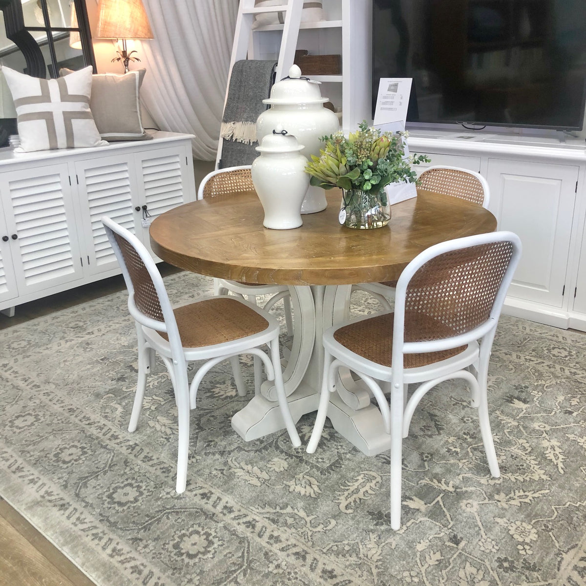Hamptons Dining Table Shop Online Furniture Shipping Australia Wide Henry Oliver Co