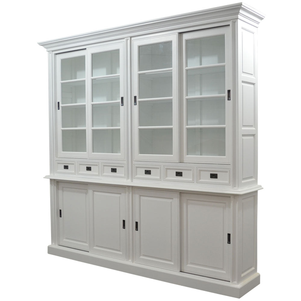 Library Bookcase - Hamptons Style Furniture Perth ...