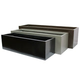 Root and Stock Belmont Rectangle Planter