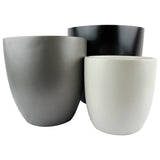 Root and Stock Napa Round Cylinder Planter Set 01
