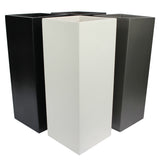Root and Stock Belvedere Tall Square Cube Planter Box Set