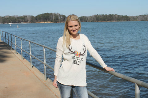{Buck Wild} Long Sleeve