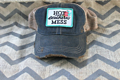 Hot southern mess hat