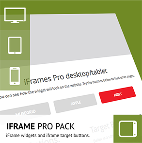iFrame Pro Pack