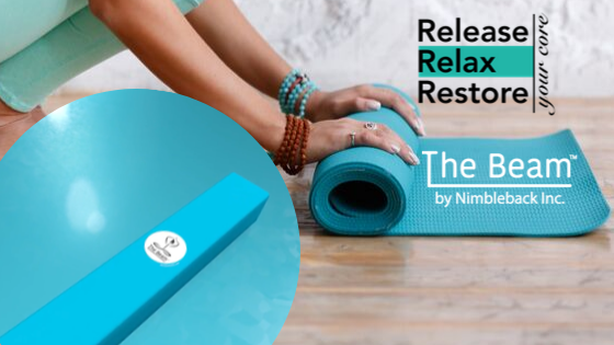 Self-care Startup, The Beam by Nimbleback is all about a Stress Free Fall!