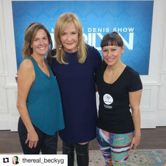 The Beam | Co Founder Becky Goulet with Marilyn Denis from the Marilyn Denis Show