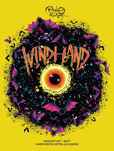 """Windhand"" BLACKLIGHT POSTER"