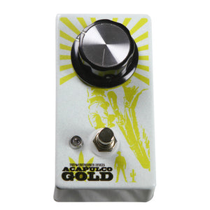 """Acapulco Gold"" SINGLE KNOB FUZZ PEDAL"