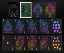 """Devils Prayer Book"" Playing Cards"