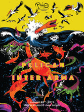 """Pelican & Inter Arma"" BLACKLIGHT POSTER"