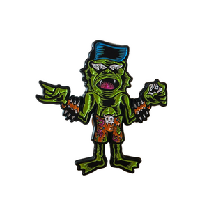 """Loud Mouth Larry"" PIN"