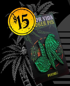 """L.A. Weedian"" PIN"