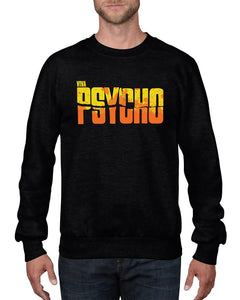 """Viva Psycho"" French Terry Sweatshirt"