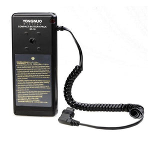 BATTERY PACK YONGNUO SF18C COMPATIBLE PARA FLASHES CANON Y YONGNUO