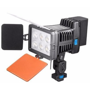 Video Light Lampara de 6 Leds