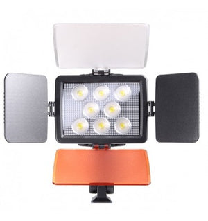 Video Light Lampara de 8 Leds