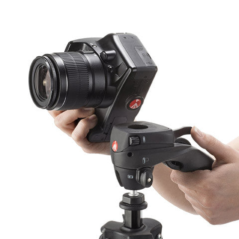 Tripie Manfrotto Compact Action