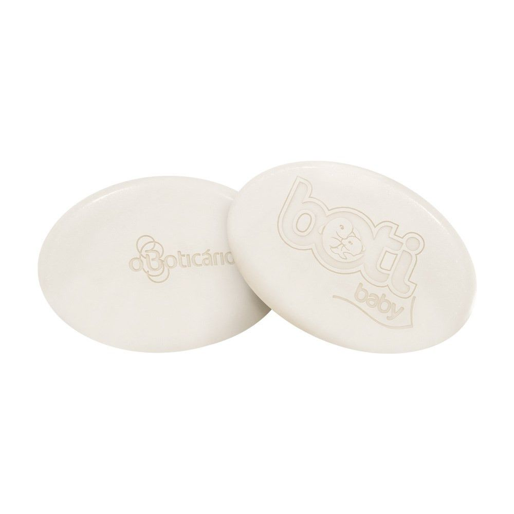 O Boticario Boti Baby Bar Soap 2-PACK - 85g per Bar - Bom Dia Beauty