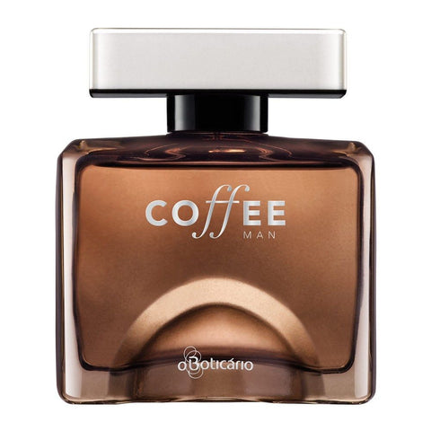 O Boticario Coffee MAN Cologne for Men - 100ml/3.4oz - Bom Dia Beauty