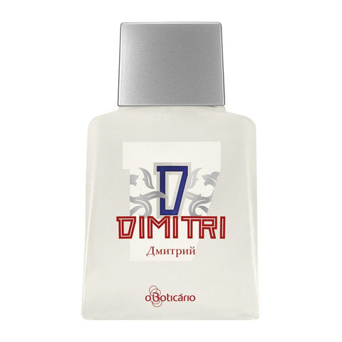 O Boticario DIMITRI Men's Cologne - 100ml/3.4oz - Bom Dia Beauty