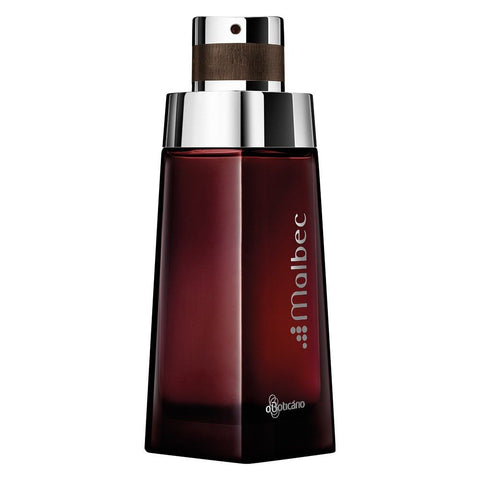 O Boticario MALBEC Cologne for Men - 100ml/3.4oz - Bom Dia Beauty