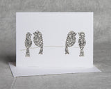Boxed Set - Birds (Grey)