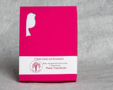 Boxed Set - Birds (Pink)