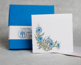 Floral Cornflower - Boxed Set