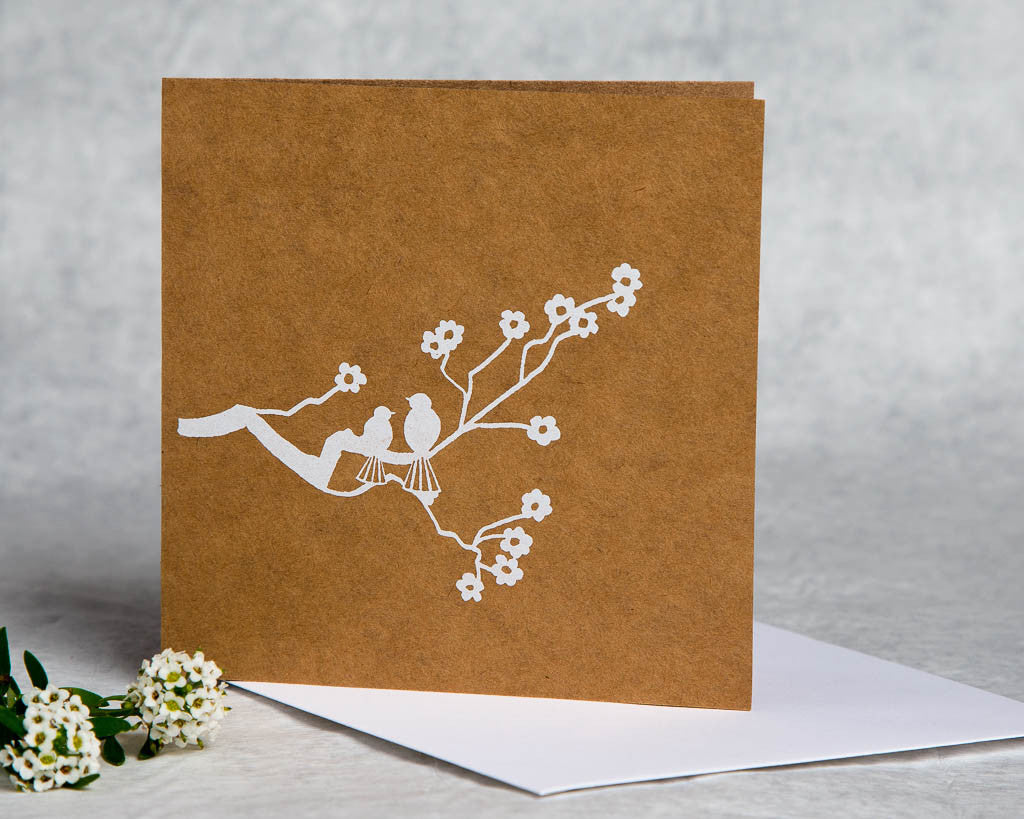 Single card. Poly wrapped