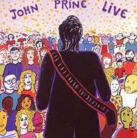 SOLD OUT Pre-Order - John Prine Live - Oh Boy Exclusive Vinyl - SOLD OUT