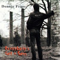 Donnie Fritts - Everybody's Got a Song (CD) - OH BOY RECORDS