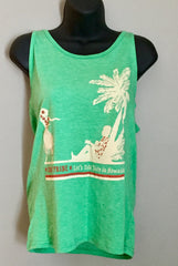 Let's Talk Dirty In Hawaiian Unisex Tank Tops - OH BOY RECORDS